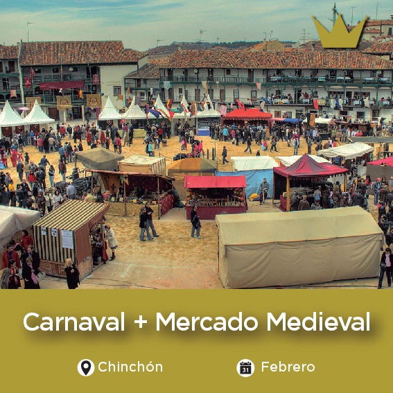 Carnaval y Mercado Medieval de Chinchón