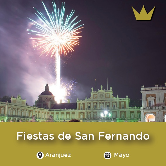 Fiestas de San Fernando Aranjuez
