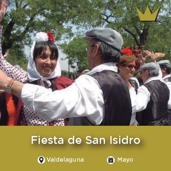 Fiestas de San Isido Valdelaguna