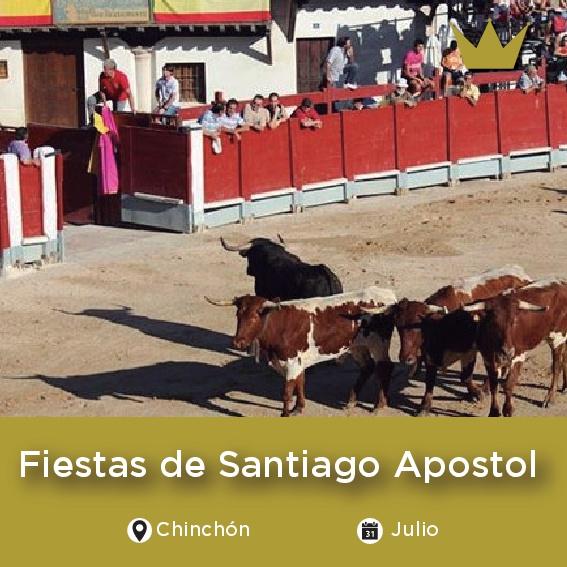 Fiestas de Santiago Apostol Chinchón