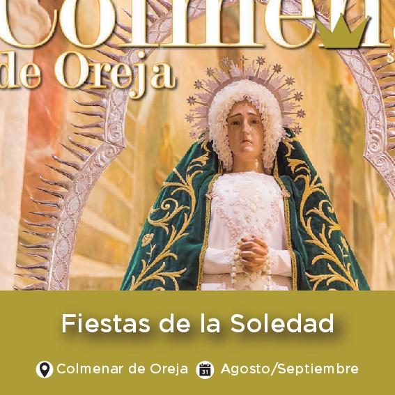 Fiestas de la Soledad Colmenar de Oreja