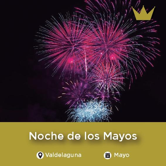 Noche de los Mayos Valdelaguna