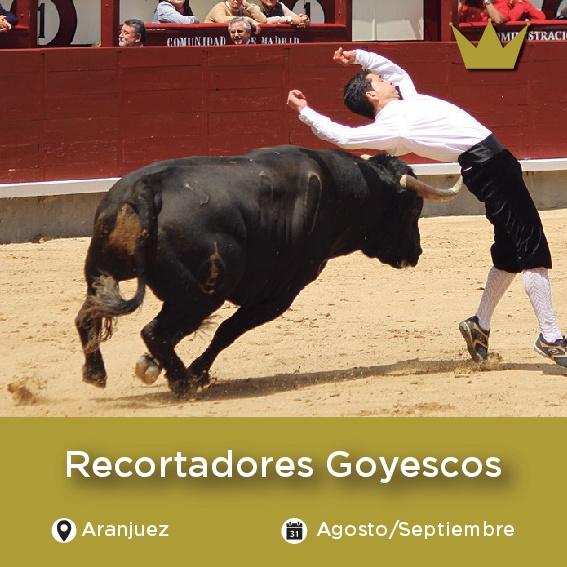 Recortadores Goyescos Aranjuez