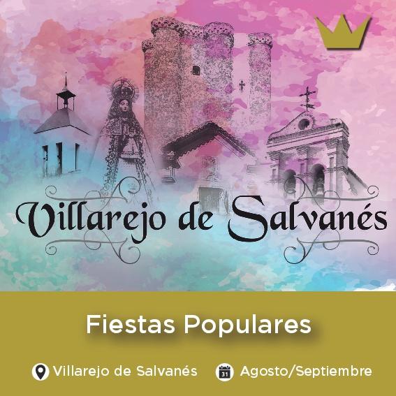 Fiestas Populares de Villarejo de Salvanés