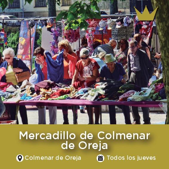 Mercadillo de Colmenar de Oreja