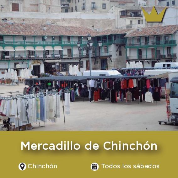 Mercadillo de Chinchón