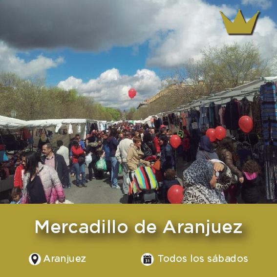 Rastro de Aranjuez