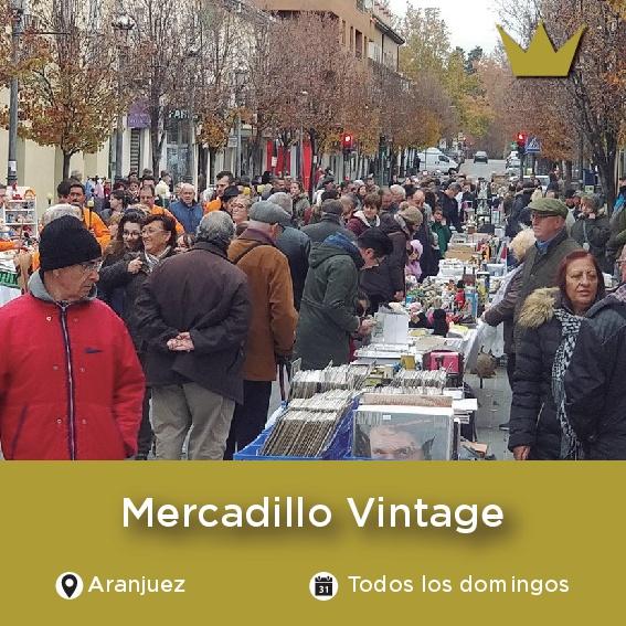 Mercadillo Vintage Aranjuez