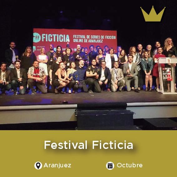 Festival Ficticia Aranjuez