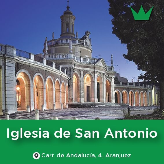iglesia san antonio aranjuez
