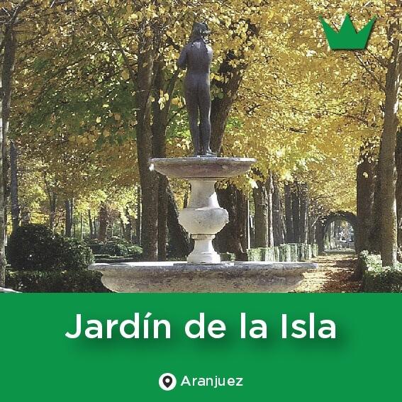 jardin isla aranjuez