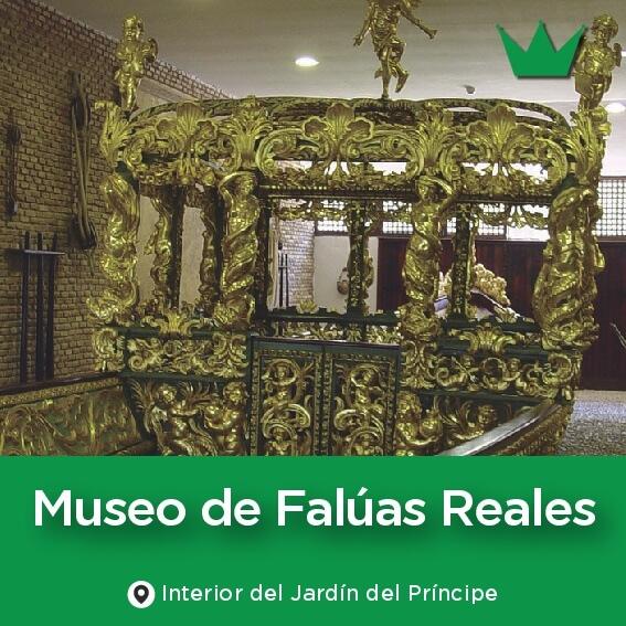 museo faluas aranjuez