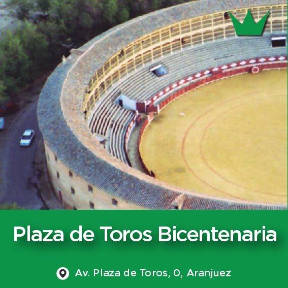 plaza toros aranjuez