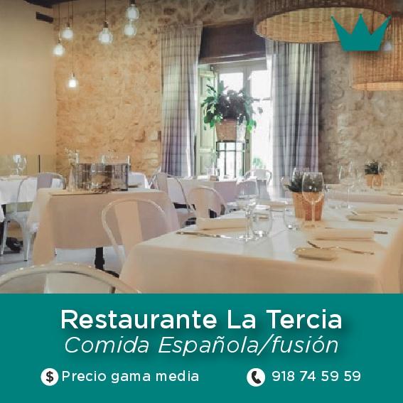 restaurantes-VILLAREJO-CAMINO DE LAS REINAS