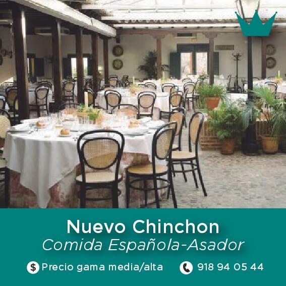 restaurante nuevo chinchon
