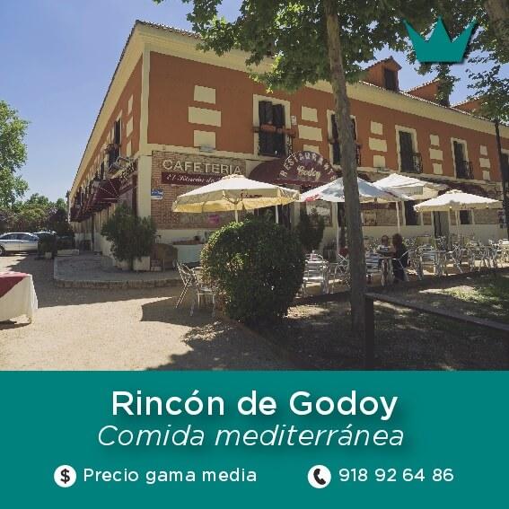 rincon de godoy aranjuez