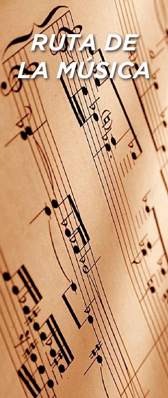 ruta musica camino de las reinas
