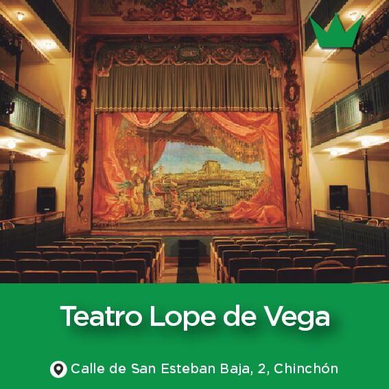 teatro lope de vega chinchon