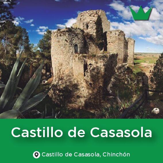 castillo casasola chinchon