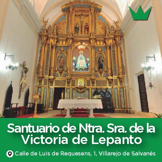 Santuario Nuera Señora de la Victoria de Lepanto